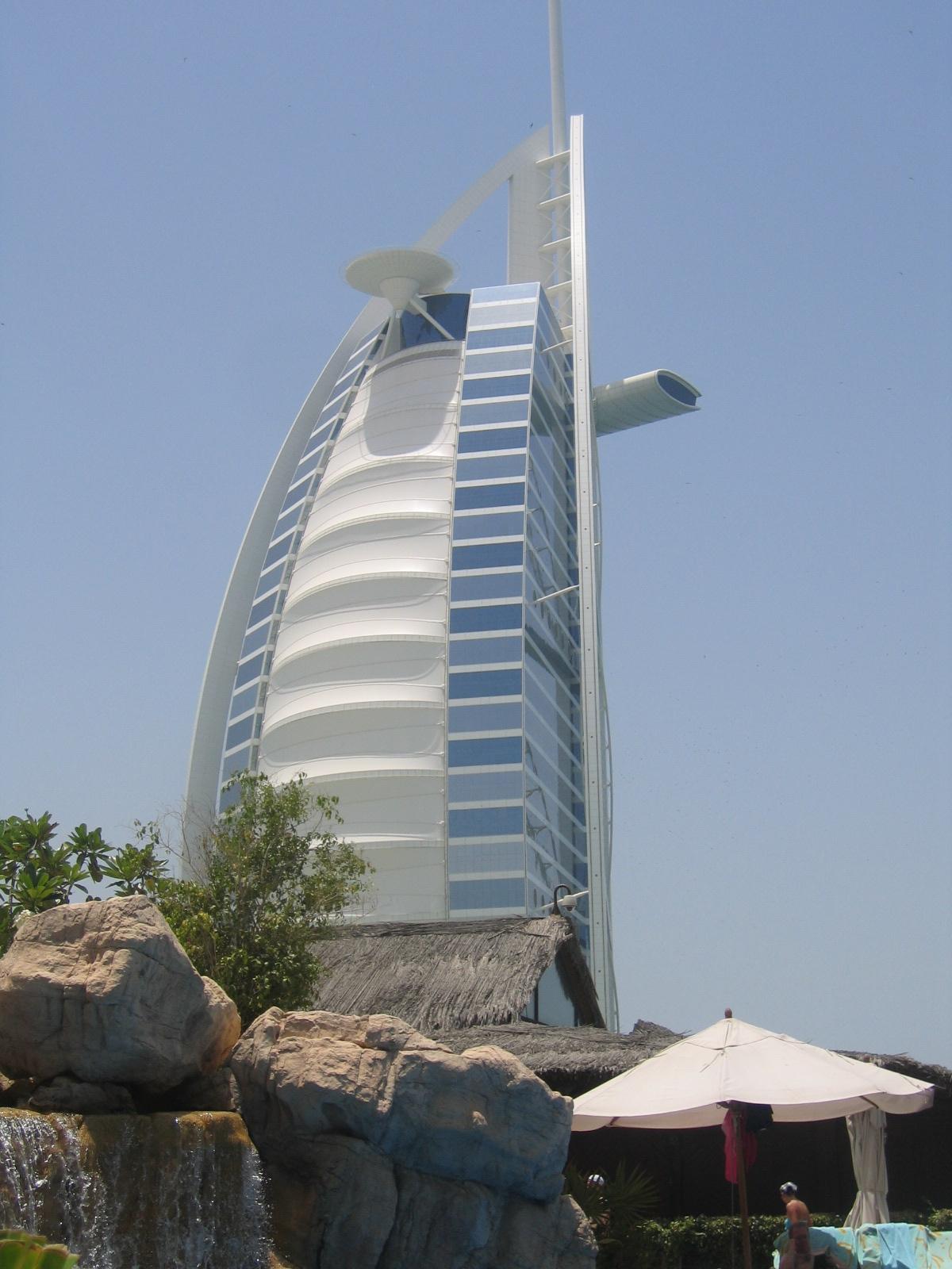 Technik-247.de - Technik Infos & Technik Tipps | Burj A arab Dubai, VAE Iranee